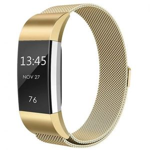 Fitbit Charge 2 Milanese (Small) remienok, Gold vyobraziť