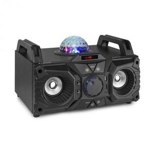 Fenton KAR100, sing station, 100 W, akumulátor, USB, bluetooth, AUX vstup, čierna vyobraziť