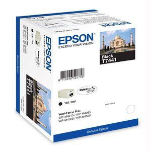 Epson T7441 (C13T74414010) - originálny, black, 10000 strán vyobraziť