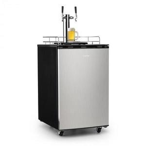 Klarstein Big Spender Double, chladnička na nápojový sud, sudy do 50 l vyobraziť
