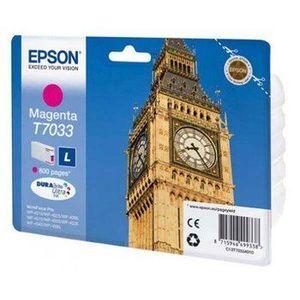 Epson atrament WP4000/4500 series magenta L C13T70334010 vyobraziť