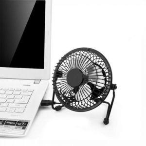 USB ventilátor vyobraziť