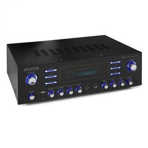 Fenton AV340BT, surround HiFi zosilňovač, 510 W RMS (2 x 180 W na 8 Ohm), BT/USB/AUX vyobraziť