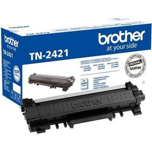 Brother TN-2421 (TN2421) - originálny, black, 3000 strán vyobraziť