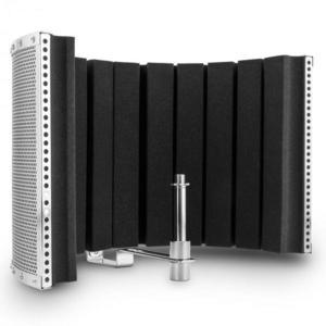 Auna Pro MP32 MKII, strieborný, mikrofónový absorbčný panel, vrátane adaptérav vyobraziť