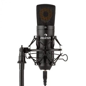 Auna Pro MIC-920B kondenzátorový mikrofón vyobraziť