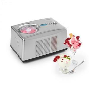 Klarstein Yo & Yummy, výrobník zmrzliny a jogurtovač, 2 v 1, 150W, 1, 2 l, nerezová oceľ vyobraziť