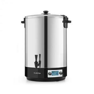 Klarstein KonfiStar 40, digital, zavárací automat, zásobník na nápoje, 40L, 100°C, 180 min vyobraziť