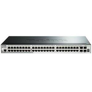 D-Link DGS-1510-52XMP Switch 48xGbit + 4xSFP+ vyobraziť