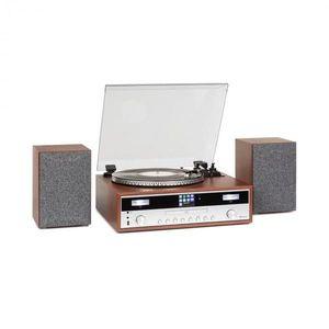 HiFi systémy s CD, MP3 a USB vyobraziť