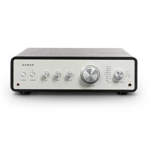Numan Drive Digital, stereo zosilňovač, 2x170W/4x85W RMS, AUX/Phono/koaxial, čierny vyobraziť