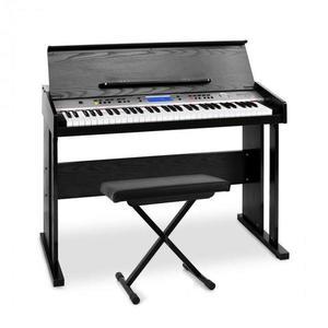 SCHUBERT Little Strauß, Midi keyboard, taburetka, drevo vyobraziť