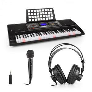 SCHUBERT Etude 450, set nácvičný elektronický klavír, slúchadlá, mikrofón, adaptér vyobraziť