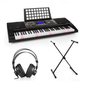 SCHUBERT Etude 450, set nácvičný elektronický klavír, štúdiové slúchadlá, stojan na klávesy vyobraziť