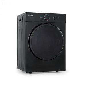 Klarstein Jet Set, sušička bielizne, 1020 W, energetická trieda C, 3 kg, 50 cm, čierna vyobraziť