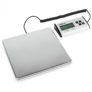 OneConcept Marketeer, digitálna váha na balíky, 150 kg/50 g, 27 x 27 cm vyobraziť