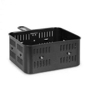 Klarstein AeroVital Cube Chef, teplovzdušná fritéza, fritovací kôš, príslušenstvo, ušľachtilá oceľ vyobraziť