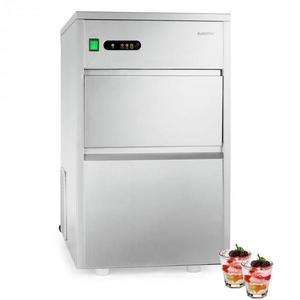 Klarstein ICE3-POWERICER-XXL, priemyselné zariadenie na výrobu kociek ľadu, 160 vyobraziť