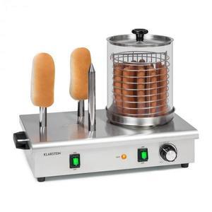Klarstein Wurstfabrik 600, hotdogovač, 600 W, 5 l, 30 – 100 °C, sklo, ušľachtilá oceľ vyobraziť