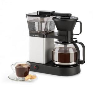 Klarstein GrandeGusto, kávovar, 1690 W, 1.3 l, pre-infusion, 96 °C, čierny/metalický vyobraziť