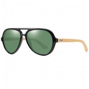 KDEAM Bourne 2 slnečné okuliare, Green vyobraziť
