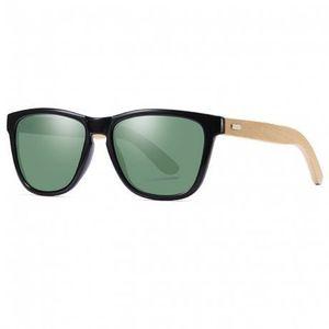 KDEAM Cortland 2 slnečné okuliare, Green vyobraziť