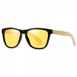 KDEAM Cortland 8 slnečné okuliare, Yellow vyobraziť