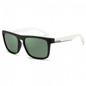 KDEAM Sunbury 7 slnečné okuliare, White / Black vyobraziť