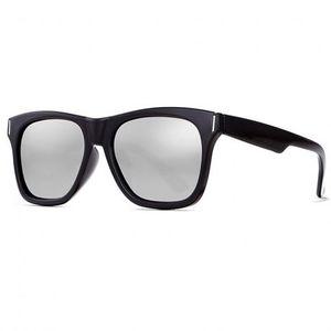 KDEAM Eastpoint 2 slnečné okuliare, Black / Silver vyobraziť