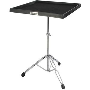 Gibraltar 7615 Percussion Table on Double Braced Stand vyobraziť