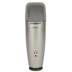 Samson C01U PRO USB Microphone vyobraziť