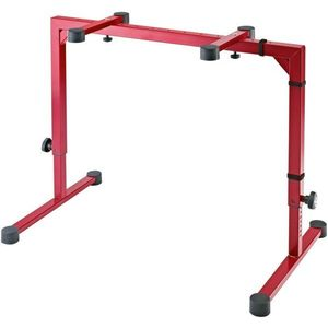 Konig & Meyer 18810 Table-Style Keyboard Stand Omega Ruby Red vyobraziť