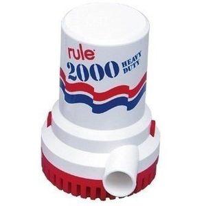 Rule 2000 24V - Bilge Pump vyobraziť