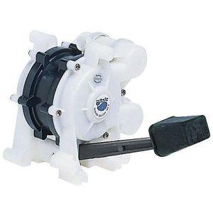 Whale MK3 Gusher - foot pump vyobraziť