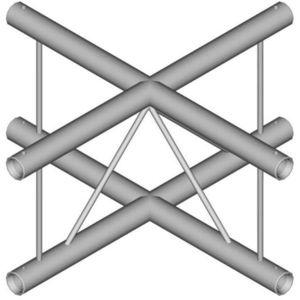 Duratruss DT 22-C41V-X Rebríkový truss nosník vyobraziť