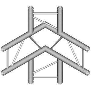 Duratruss DT 22-C44V-LUD Rebríkový truss nosník vyobraziť