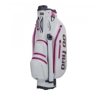 Bennington Dry QO 9 Waterproof Stand Bag Grey/Pink vyobraziť