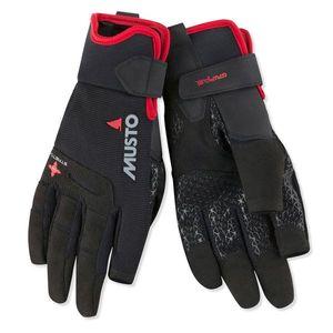 Musto Performance Long Finger Glove Black S jachtárske rukavice vyobraziť