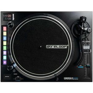 Reloop RP-8000 MK2 Čierna DJ Gramofón vyobraziť