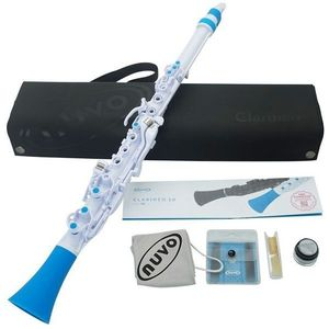 NUVO Clarinéo Standard Kit Blue-White 2.0 vyobraziť