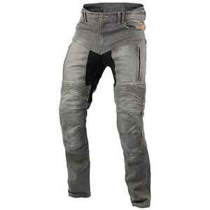 Trilobite 661 Parado Level 2 Light Grey 38 Jeansy na motocykel vyobraziť