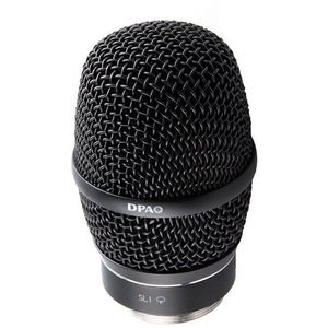 DPA 2028 Supercardioid Vocal Mic SL1 Black vyobraziť