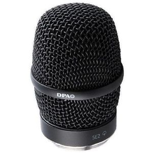 DPA 2028 Supercardioid Vocal Mic SE2 Black vyobraziť