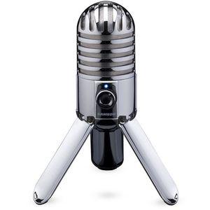 Samson Meteor Mic USB Studio Condenser Microphone vyobraziť