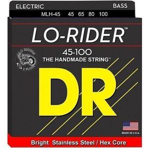DR Strings Lo-Rider Medium Lite vyobraziť