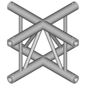 Duratruss DT 32/2-C41VX Rebríkový truss nosník vyobraziť