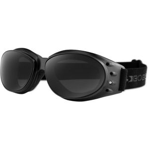 Bobster Cruiser 3 Goggles Matte Black Lenses Interchangeable vyobraziť