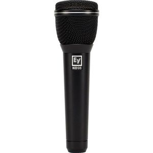 Electro Voice ND96 Dynamic Supercardioid Vocal Microphone vyobraziť
