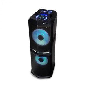 """Auna Clubmaster 8000, párty audiosystém, do 8000 W P.M.P.O, 2 x 10"""" woofer vyobraziť"""