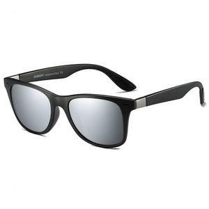DUBERY Columbia 3 slnečné okuliare, Black / Silver vyobraziť
